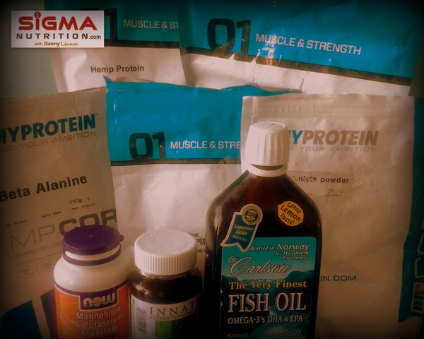 Supplements MMA