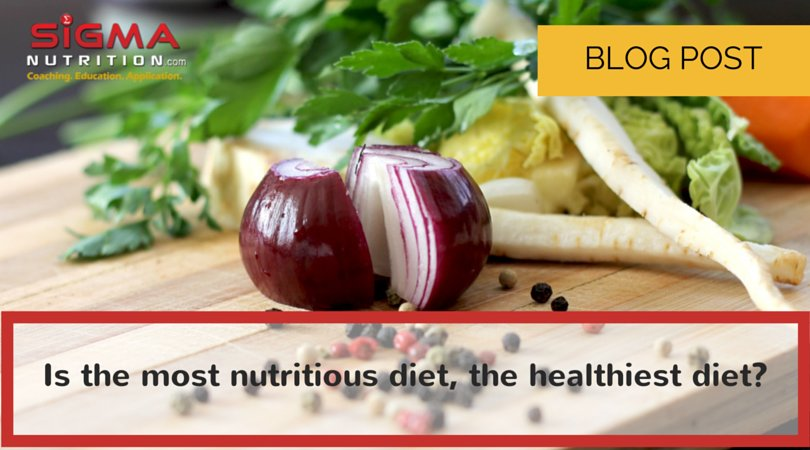 healthy diet research paper