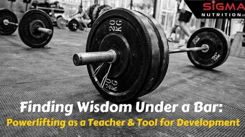 Wisdom Under a Bar