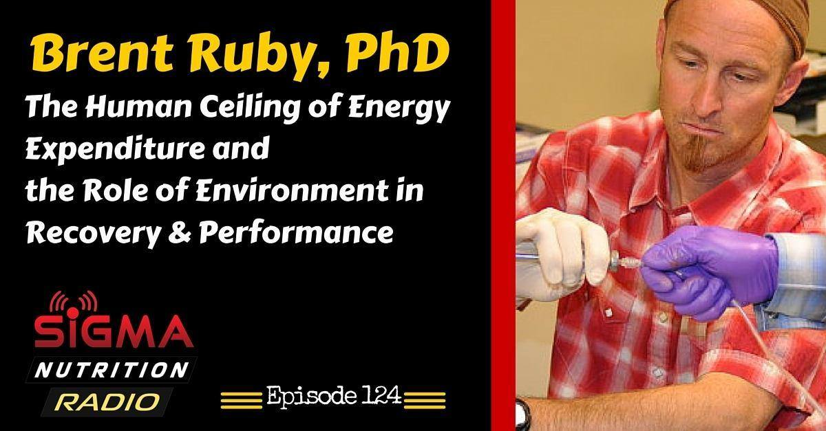 SNR #124 BRENT RUBY WPEM PODCAST RESEARCH