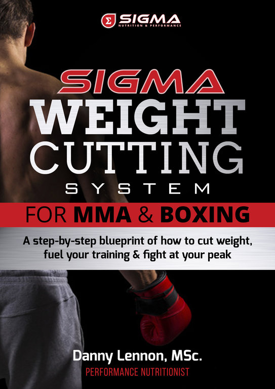 Weight Cutting for MMA