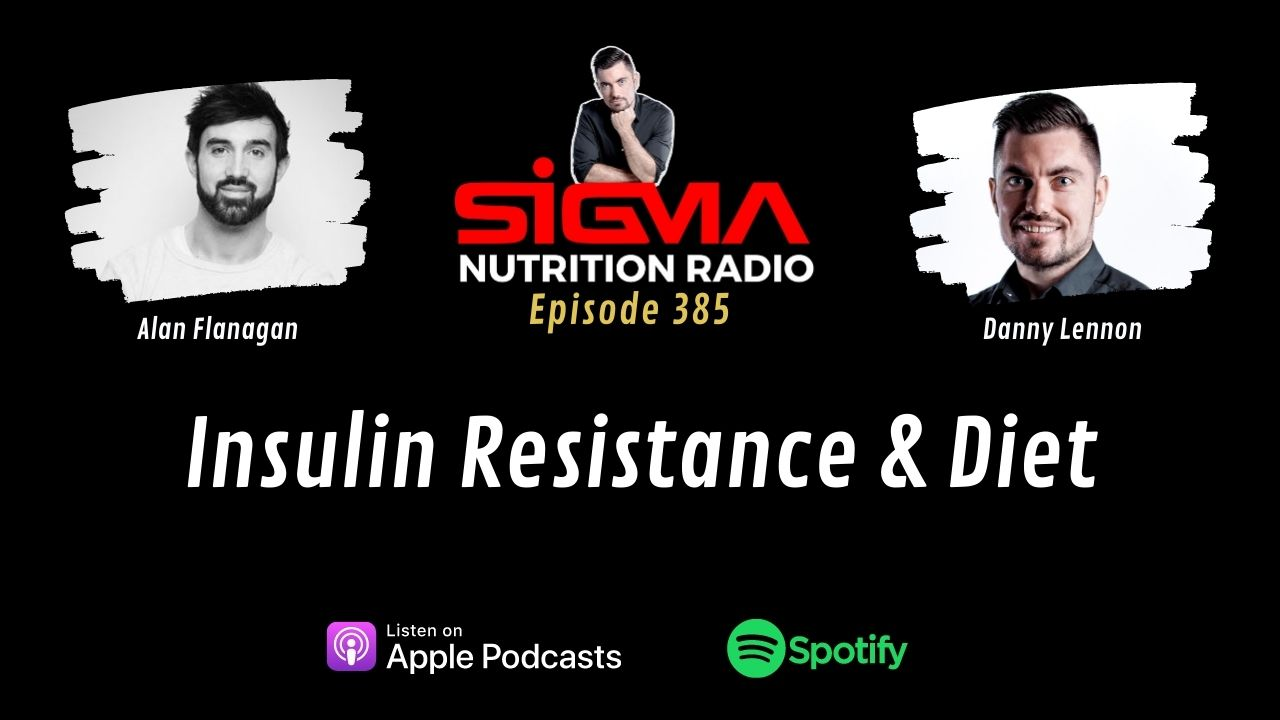 insulin resistance diet podcast