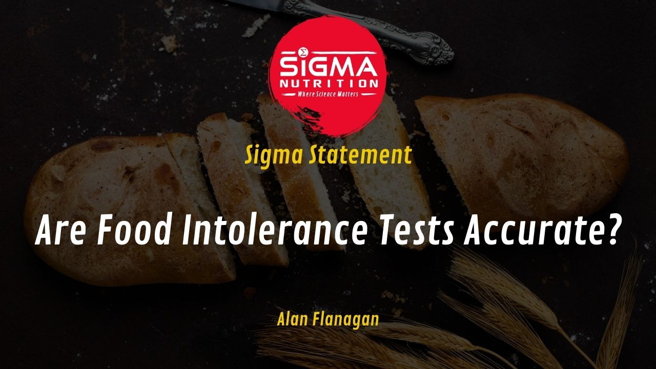 are food intolerance tests accurate
